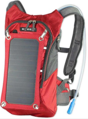 Hydration Backpack With 1.8L Bladder Bag (ECE-611Red)