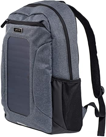 LifePod Backpack with Solar Panel USB charging Port