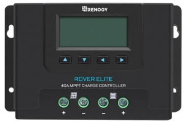 renogy rover elite 40a mppt charge controller