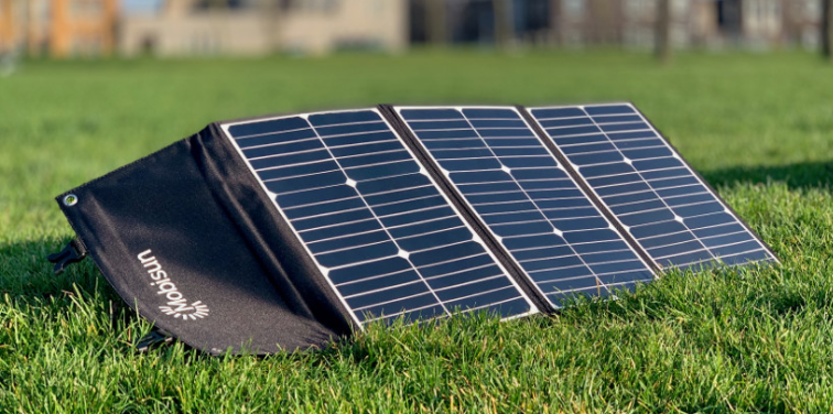 portable solar panels for camper trailers
