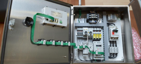 power panel safety